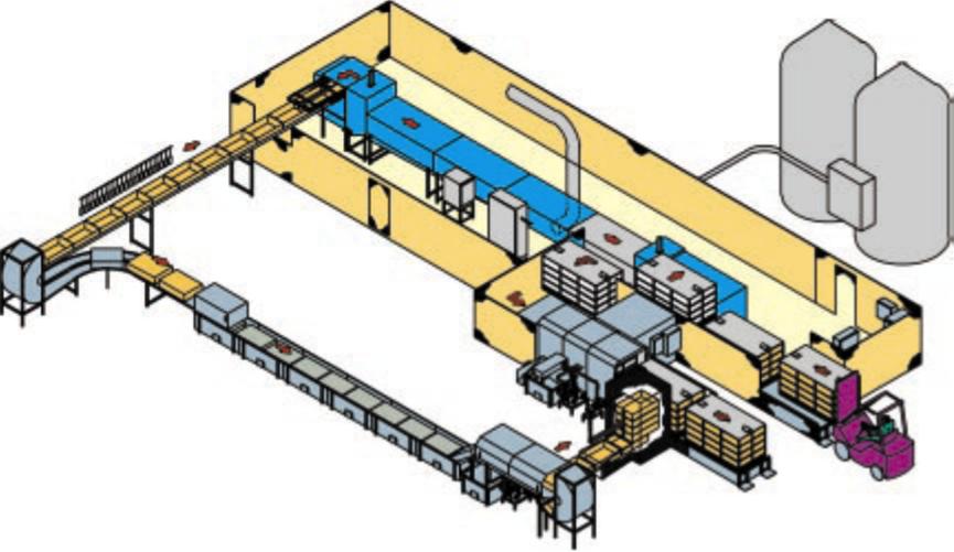 Система газового глушения