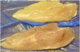 качество мяса / газовое глушение